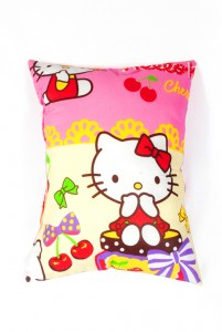 Bantal Silikon Hello Kitty