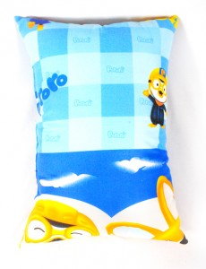 Bantal Silicon Minion