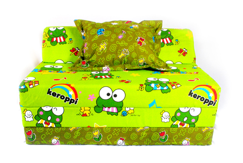 sofa bed kodok