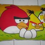 Bantal Silikon Angry Birds