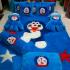 Kasur Karpet Fullset Karakter Doraemon