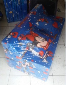 Kasur Sofabed Biasa Mickey Mouse