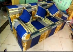 Kasur Sofabed Busa Super Abstrak Kotak
