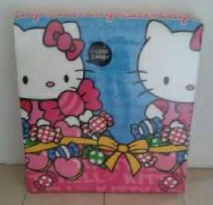 Kasur Busa Lipat Jumbo Hello Kitty