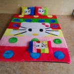 Kasur Karpet Standar Karakter Hello kitty