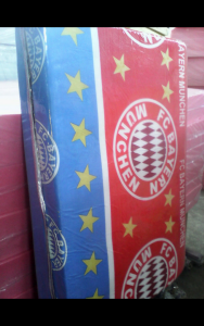 Kasur Busa Lipat Jumbo Bayern Munchen