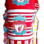 Bantal Cinta + Sarung Liverpool