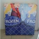 Kasur Busa Lipat Jumbo Frozen