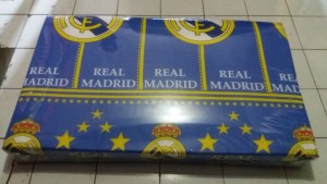 Kasur Busa Lipat Jumbo Real Madrid