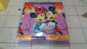 Kasur Busa Lipat Jumbo Mickey Mause