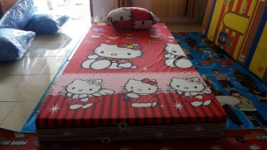 Kasur Busa Super Hello Kitty