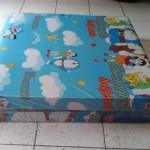 Kasur Busa Lipat Jumbo Doraemon