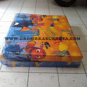 Kasur Busa Lipat Jumbo Ukuran 100x180x8 Motif Nemo