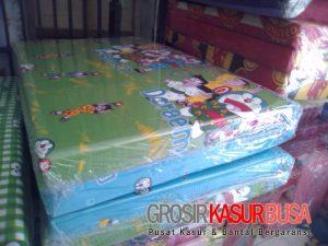 Kasur Busa Lipat Jumbo Ukuran 120x180x8 Motif Doraemon Jepang