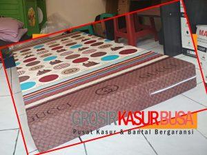 Kasur Busa Royal Ukuran 100x200x14 Motif Gucci