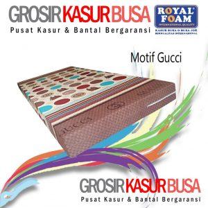 Kasur Busa Royal Ukuran 120x200x14 Motif Gucci