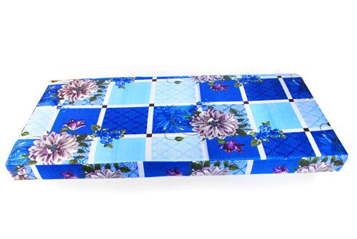 kasur kembang biru