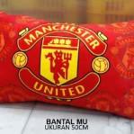 Bantal Silikon Manchester United