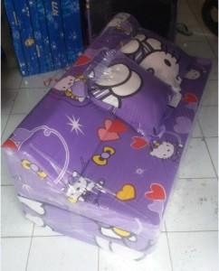 Kasur Sofabed Biasa Hello Kitty