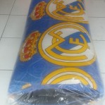 Kasur Busa Quilting Real Madrid
