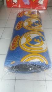 Kasur Busa Quilting Real Madrid