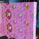 Kasur Busa Super Hello Kitty Pink