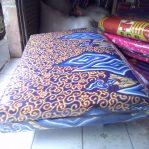 Kasur Busa Lipat Jumbo Motif Abstrak Batik