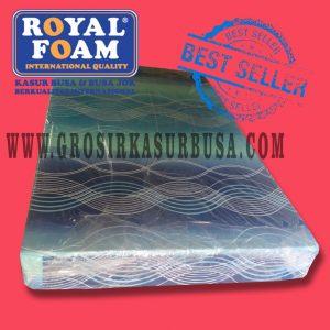 Kasur Busa Royal Ukuran 120x200x14 Motif Abstrak