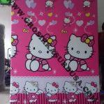 Kasur Busa Royal Ukuran 120x200x14 Motif Hello Kitty