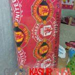 Kasur Busa Lipat Jumbo Ukuran 140x180x8 Motif Manchester United