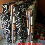 Kasur Busa Royal Ukuran 120x200x10 Motif Abstrak