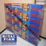 Kasur Busa Royal Ukuran 120x200x14 Motif Barcelona