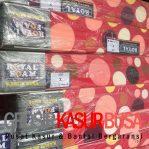 Kasur Busa Royal Pink Ukuran 160x200x15 Motif Polkadot Royal