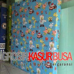 Kasur Busa Royal Ukuran 180x200x14 Motif Spengebob