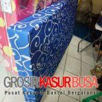 Kasur Busa Royal Ukuran 90x200x14 Motif Tralis Biru