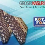 Kasur Busa Royal Ukuran 180x200x20 Motif LV