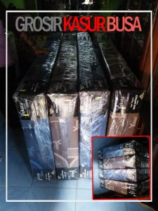 Kasur Busa Inoac Yukata Ukuran 90x200x20 Warna Biru dan Coklat