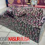 Sofa Bed Busa Biasa Ukuran 90x180x10 Motif Kucing