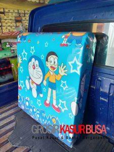 Kasur Busa Lipat Jumbo Ukuran 80x180x8 Motif Doraemon