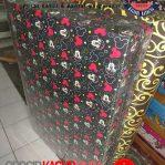 Kasur Busa Lipat Jumbo 10cm Ukuran 120x180x10 Motif Mickey Mouse