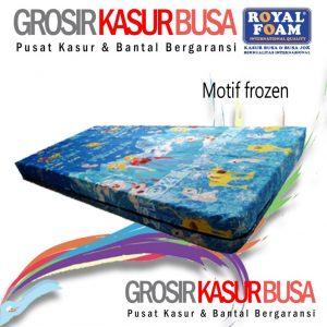 Kasur Busa Royal Ukuran 90x200x14 Motif Frozen