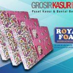 Kasur Busa Royal Ukuran 180x200x20 Motif Hello Kitty Bergaransi 10 Tahun