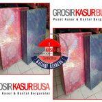 Kasur Busa Lipat 2 Tebal 10cm Cover Kain Springbed Ukuran 120x180x10