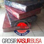 Kasur Busa Lipat 2 Tebal 10cm Cover Kain Springbed Ukuran 120x10x180
