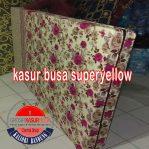 Kasur Busa Superyellow Ukuran 120x200x14 Motif Bunga