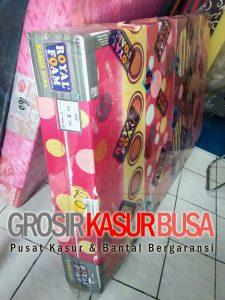Kasur Busa Royal Pink Ukuran 90x200x15 Bergaransi