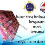 Kasur Busa Royal Pink Ukuran 180x200x20 Original