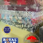 Kasur Busa Royal Foam Bergaransi Ukuran 140x200x20