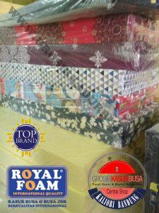 Kasur Busa Royal Foam Bergaransi Ukuran 90x200x20