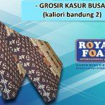Kasur Busa Royal Motif Lv Ukuran 180x200x20 Bergaransi